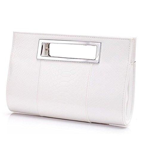 Clutches Girls Evening Bags Phone Handbag Wedding Bag Bride Bag Ladies Black Meaeo White Women Party Hot xgI17nvqU