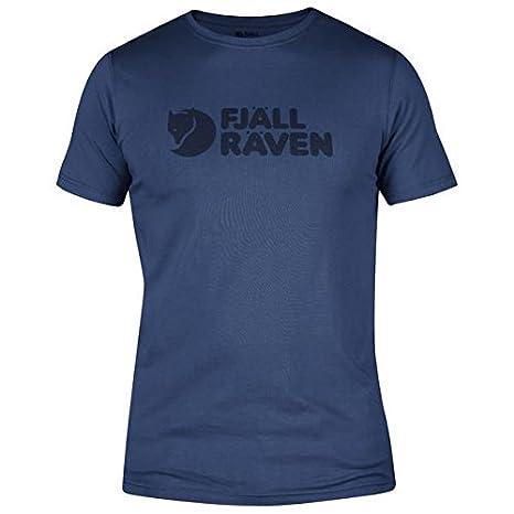 Hombre FJALLRAVEN Logo T-Shirt M Camiseta