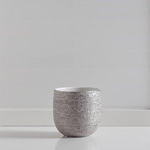 brava-silver-spun-textured-5-drop-pot-small