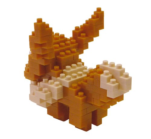 Nanoblock-130-Piece-3D-Puzzle-Pokemon-EVE-NBPM-05