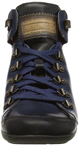 i18 Blu Donna Pantofole blue W67 A 7667c5 Pikolinos Blue Stivaletto qwnxSE14pp