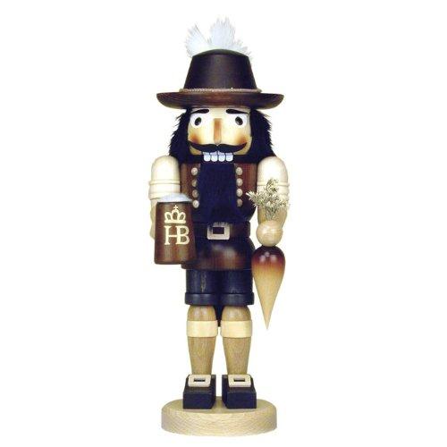 (Christian Ulbricht Bavarian Nutcracker with Stein and Horseradish)
