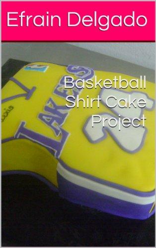 Basketball Shirt Cake Project (Joylys Cakes- Guias paso a paso nº 4) (