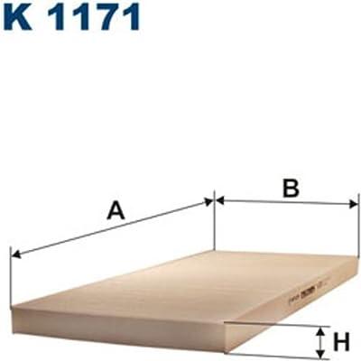 FILTRON K1171 Heating: Automotive