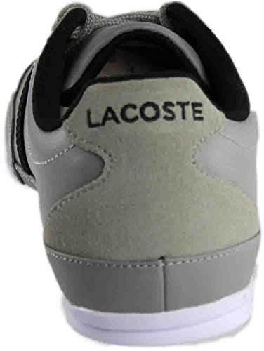 Lacoste Mens Misano Sport 317 US CAM Grey/Black cheap wholesale price uVPB4bVx
