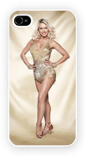 Kristina Rihanoff Strictly Come Dancing, iPhone 5 5S, Etui de téléphone mobile - encre brillant impression
