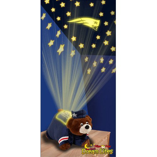 NFL New England Patriots Dream Lite Pillow -