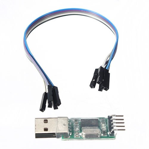 TOOGOO(R) PL2303HX USB To RS232 TTL Auto Converter Adapter Module For arduino W/ Cables - Ttl Auto