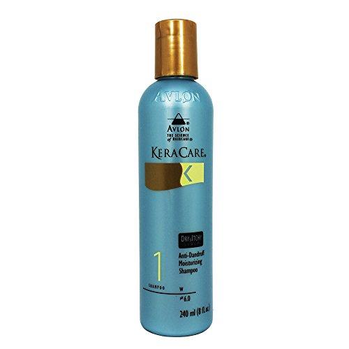 Price comparison product image Avlon Keracare Dry and Itchy Scalp Anti-dandruff Moisturizing Shampoo, 8 Ounce