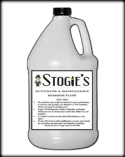 1 Gallon - Stogies Cigar Humidor Solution Propylene Glycol 50/50 Pre-mixed