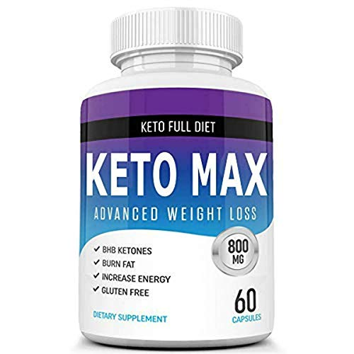Keto Carb Blocker Weight Loss - Supplements for Women & Men - Diet Pills to Burn Fat Fast - All-Natural Ingredients - 60 Caplets (Best Weight Loss Supplement For Women Over 50)