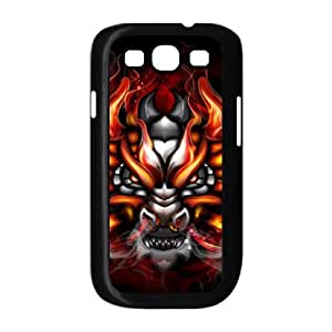 Samsung Galaxy S3 I9300 Flame Phone Back Case Use Your Own Photo Art Print Design Hard Shell Protection LK080034