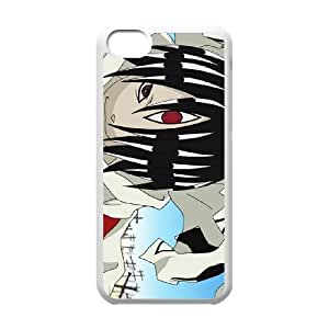 Soul Eater Iphone 5C Cell Phone Case White DAVID-330836