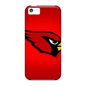 New Arrival Covers Cases With Nice Design For Iphone 5c- Arizona Cardinals