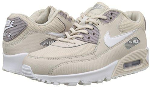Para desert atmosphere Mujer 054 Negro Zapatillas Grey Sand Nike Air Max 90 white 40xw6nfHIq