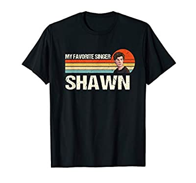 Mendes Gift Shawn T-Shirt Vintage For Men Women Kids T-Shirt