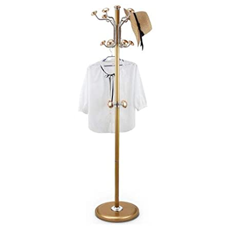 Amazon.com: JIAYING Coat Tree Rack Free Standing Coat Hanger ...