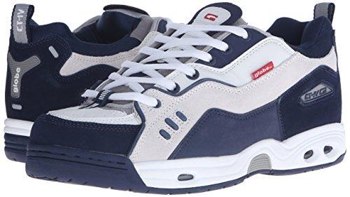 GLOBE Skateboard Shoes CHET THOMAS CT-IV CLASSIC WHITE/BLUE
