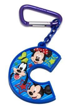 Mickey Mouse y sus amigos de la letra C del corte del laser ...