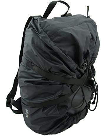 ElliotST Bolsa para cuerda/mochila Miro para kletters eile hasta 70 m negro