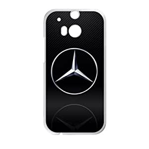 EROYI Benz sign fashion cell phone case for HTC One M8