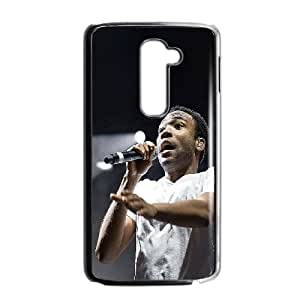 LG G2 Cell Phone Case Black Childish Gambino Donald Face Music ISU351437
