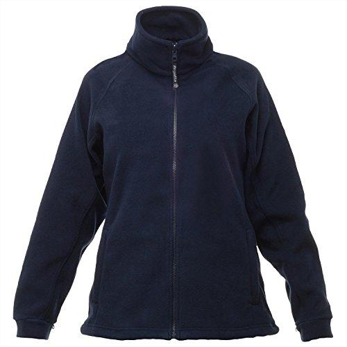 Regatta Ladies Thor III Fleece Jacket TRF541 Pink negro
