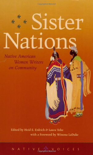 Sister Nations: Native American Women Writers on Community (Native Voices)