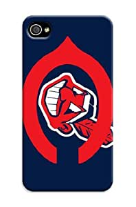 Iphone 6 Plus Protective Case,Comely Baseball Iphone 6 Plus Case/Cleveland Indians Designed Iphone 6 Plus Hard Case/Mlb Hard Case Cover Skin for Iphone 6 Plus