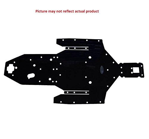 rzr 900 xp 4 skid plate - 5