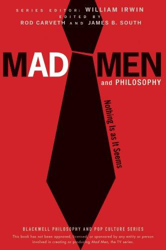 Mad Men Philosophy Nothing Seems product image