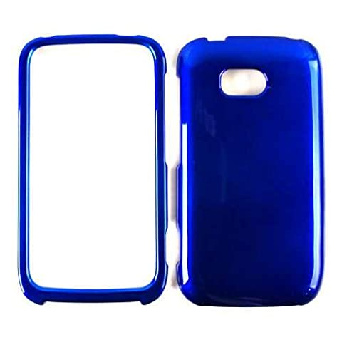 Cell Armor Snap Case for Nokia Lumia 822 - Retail Packaging - Honey Blue (Nokia Lumia 822 Jelly Case)