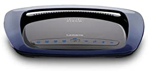 Cisco-Linksys WRT610N Simultaneous Dual-N Band Wireless Router