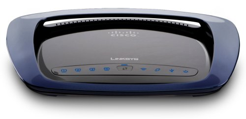 Flash Linksys Router (Cisco-Linksys WRT610N Simultaneous Dual-N Band Wireless Router)