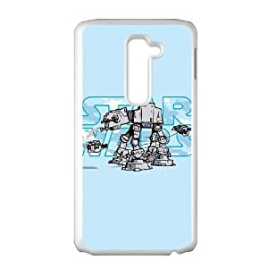 Imperial Walker LG G2 Cell Phone Case White&Phone Accessory STC_085213