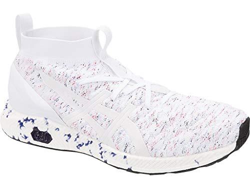 ASICS 1021A032 Men's HyperGEL-KAN Running Shoe, White/Direct