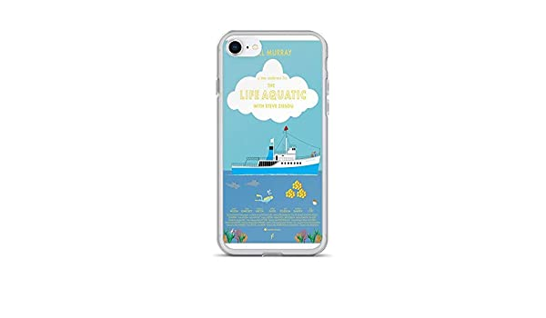 The Life Aquatic with Steve Zissou Poster iphone 11 case