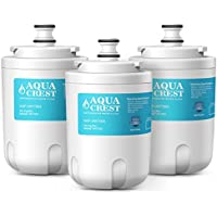 AQUACREST UKF7003 Replacement Refrigerator Water Filter, Compatible with Maytag UKF7003, UKF7002AXX WF288, Whirlpool EDR7D1, EveryDrop Filter 7 (Pack of 3)