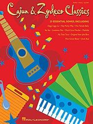 Hal Leonard Cajun and Zydeco Classics