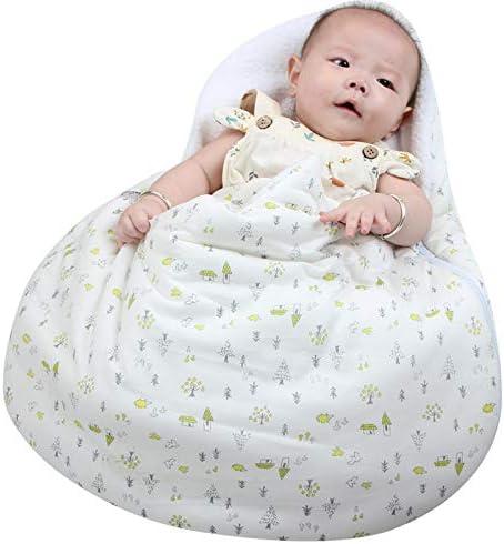 Saco de dormir para bebé, KAKIBLIN manta para bebé antipatadas ...