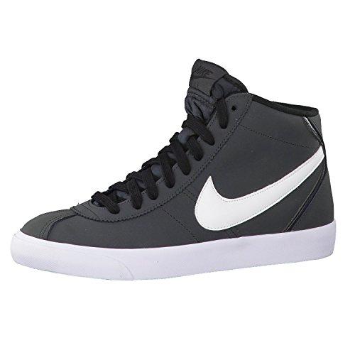 Nike Unisex SB Zoom Stefan Janoski Dunkelrot Leder/Synthetik Sneaker Dunkelrot (Dark Team Red/Black)