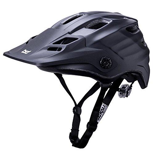 Kali Protectives Maya Enduro Helmet Solid Matte Black, L/XL