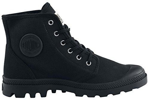 Schwarz 060 Schwarz Black TC Hohe U EU O 75554 Hi Sneaker Pampa Palladium Erwachsene 38 Unisex wzqxOwZv