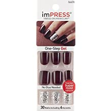 """KISS imPRESS """"CASTING CALL"""" by Broadway Press-On Manicure Nails"""