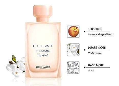 Amazoncom Oriflame Fragrance Eclat Femme Weekend Eau De