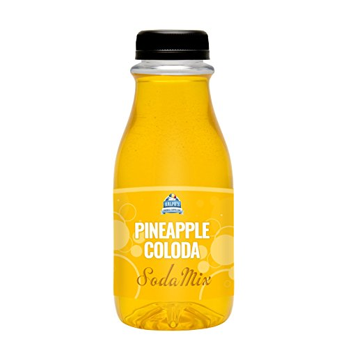 pineapple soda syrup - 8