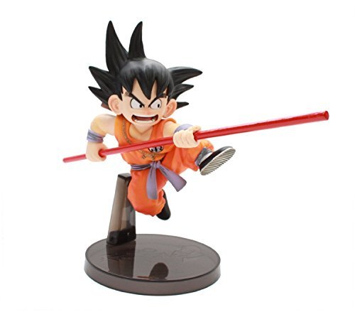 Banpresto Dragon Ball Scultures Zoukei Tenkaichi Budoukai 2 Kid Son Goku 4'' Figure by Banpresto