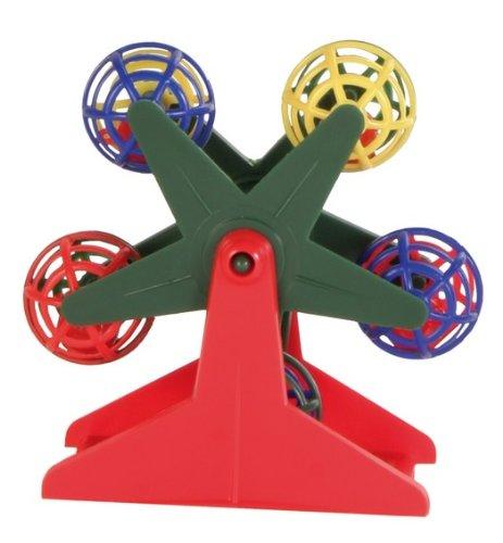Budgie Bird Ferris Wheel Balls product image