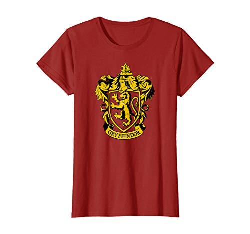 (Womens Harry Potter Gryffindor Crest)