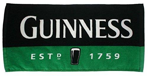 guinness-green-black-pint-bar-towel
